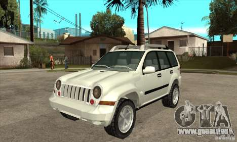 Jeep Liberty 2007 für GTA San Andreas