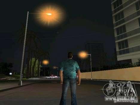 Nouveaux effets GTA Vice City pour la deuxième capture d'écran