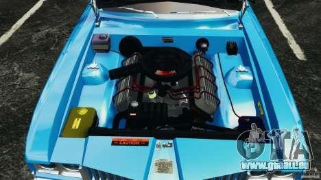 Oldsmobile Vista Cruiser 1972 Police v1.0 [ELS] für GTA 4 Unteransicht