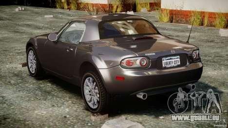Mazda MX-5 pour GTA 4 est un côté