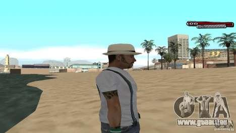 Skin Pack The Rifa Gang HD pour GTA San Andreas