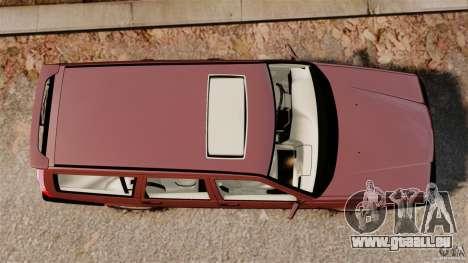 Volvo 850 Wagon 1997 pour GTA 4 est un droit