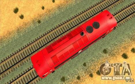 MAV M41 2178 Rattler pour GTA San Andreas vue de droite