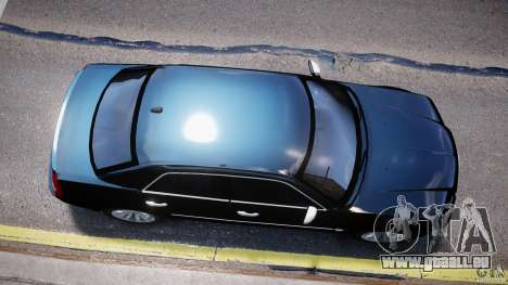 Chrysler 300C SRT8 Tuning für GTA 4 Innenansicht