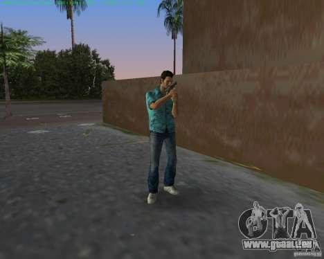 USP-45 dans un désert mourir de GTA Vice City pour la deuxième capture d'écran