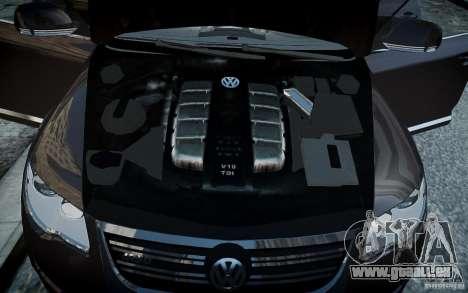 Volkswagen Touareg R50 für GTA 4-Motor