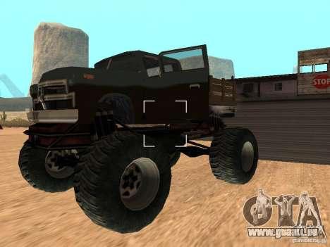 Walton Monster für GTA San Andreas