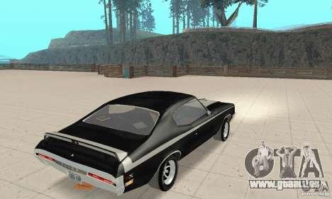 Buick GSX Stage-1 pour GTA San Andreas laissé vue