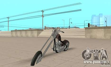 Desperado Chopper für GTA San Andreas