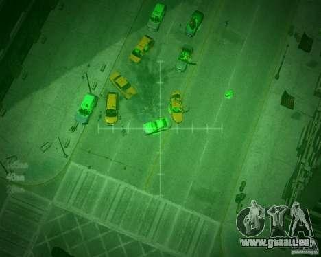 AC130 für GTA 4 fünften Screenshot