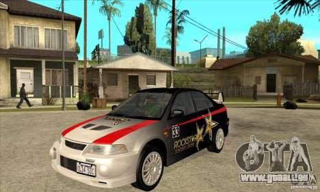 Mitsubishi Lancer Evo VI Tune für GTA San Andreas