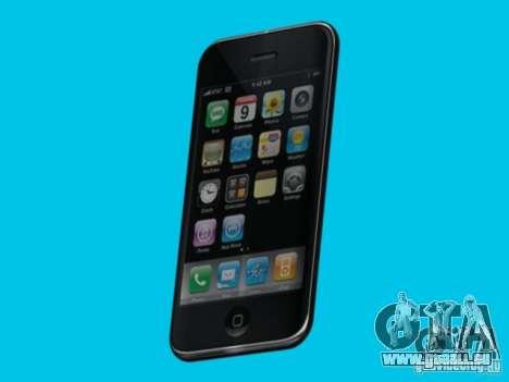 Iphone für GTA San Andreas zweiten Screenshot