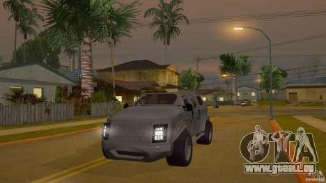 Gurkha LAPV für GTA San Andreas