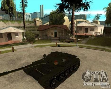 T-55 pour GTA San Andreas