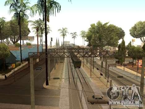 Kontakt im Netzwerk 2 für GTA San Andreas sechsten Screenshot