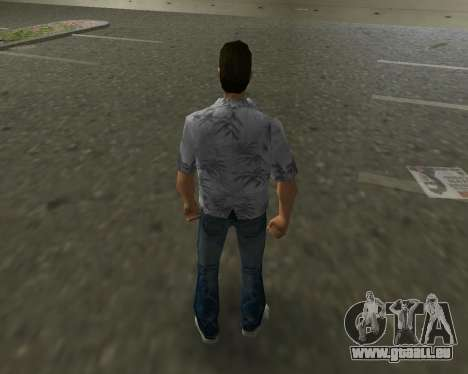 Graues shirt für GTA Vice City dritte Screenshot