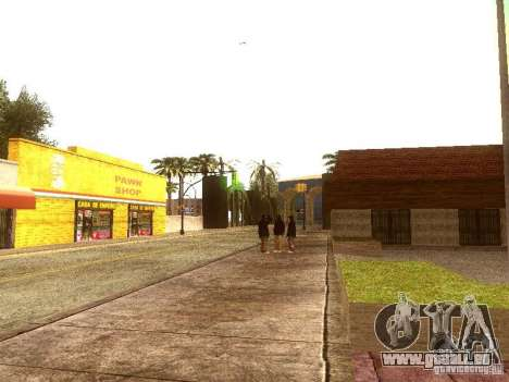 Neue Enb Serie 2011 für GTA San Andreas her Screenshot