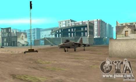 Guerre aérienne pour GTA San Andreas septième écran