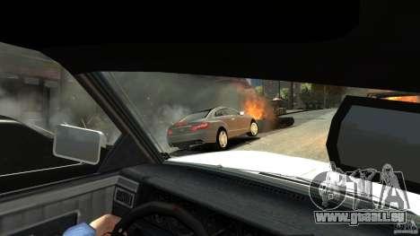 Mercedes-Benz E 500 Coupe V2 pour le moteur de GTA 4