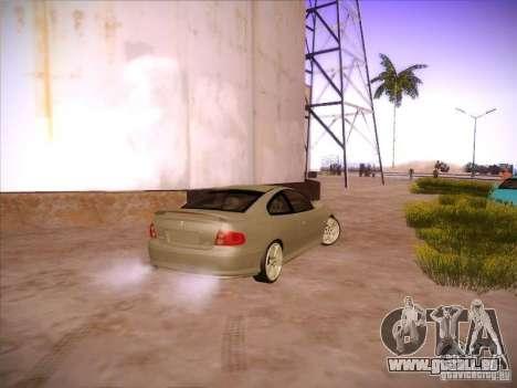 Pontiac FE GTO für GTA San Andreas rechten Ansicht
