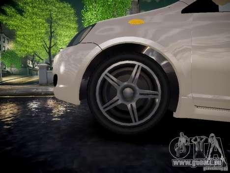 Toyota Vitz für GTA 4 rechte Ansicht