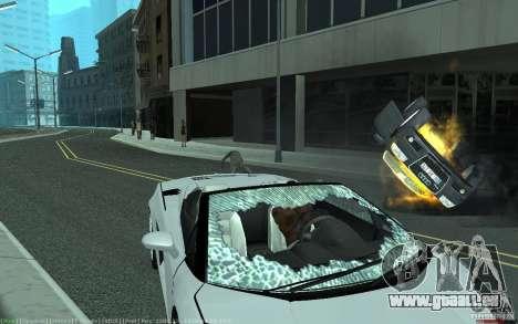 Accident réaliste pour GTA San Andreas