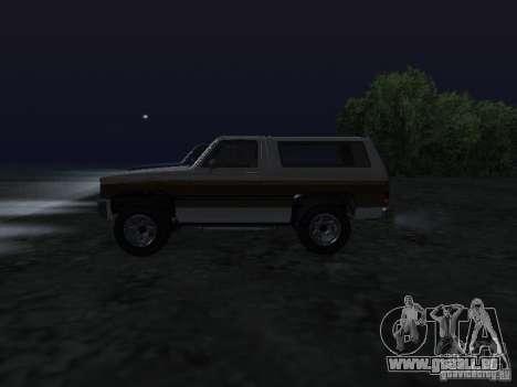 Éleveur de GTA 4 pour GTA San Andreas laissé vue