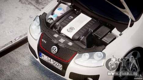 Volkswagen Golf GTI 2006 v1.0 pour GTA 4 est un droit