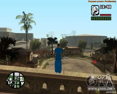 Haut-Tracer für GTA San Andreas her Screenshot