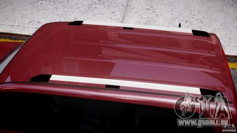 Toyota Land Cruiser 100 Stock pour GTA 4
