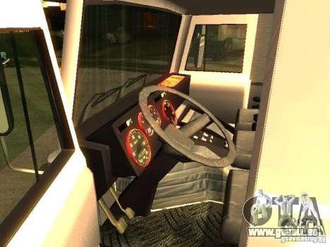 MAZ 642205 v1.0 pour GTA San Andreas vue de côté
