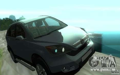 Honda CR-V für GTA San Andreas Seitenansicht