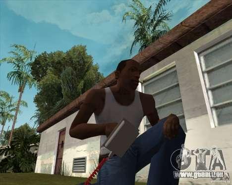 Défibrillateur pour GTA San Andreas