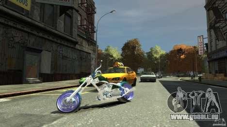 HellFire Chopper pour GTA 4