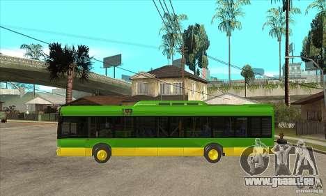 Solaris Urbino 11 pour GTA San Andreas laissé vue