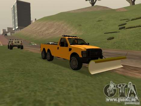 Ford Super Duty F-series pour GTA San Andreas
