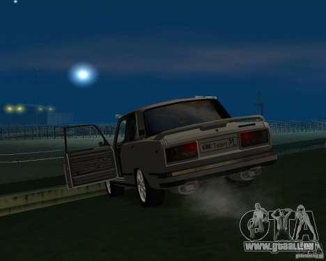 ВАЗ 21074 Cobra pour GTA San Andreas laissé vue