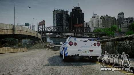 TRIColore ENBSeries By batter pour GTA 4 troisième écran