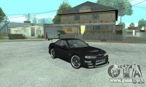 NISSAN SILVIA S14 CHARGESPEED FROM JUICED 2 pour GTA San Andreas laissé vue