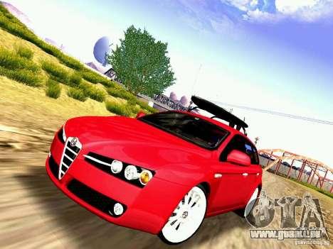 Alfa Romeo 159 Sportwagon pour GTA San Andreas