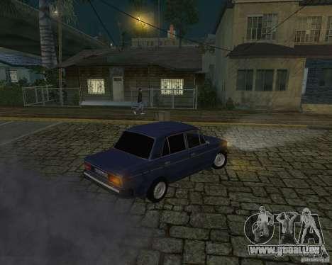Vaz 21063 pour GTA San Andreas vue de droite