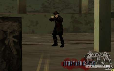 Créatures mystiques pour GTA San Andreas septième écran