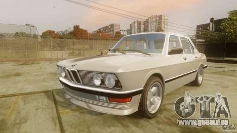 BMW 5-Series E28 pour GTA 4