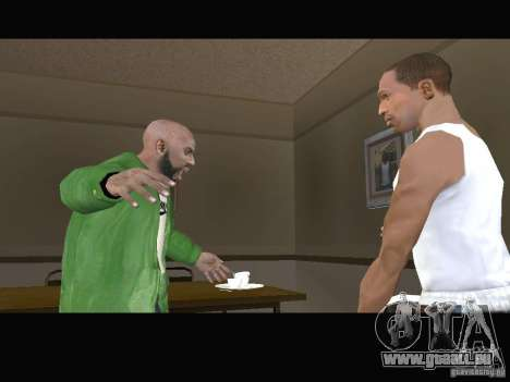 New Sweet, Smoke and Ryder v1.0 pour GTA San Andreas septième écran