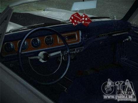 Pontiac GTO 1965 für GTA San Andreas Seitenansicht