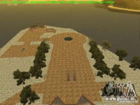 Statue de la liberté 2013 pour GTA San Andreas douzième écran