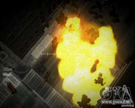 AC130 für GTA 4 weiter Screenshot