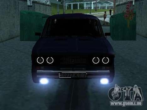 VAZ 21065 für GTA San Andreas Seitenansicht