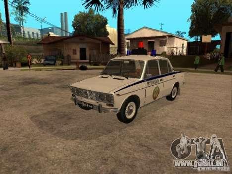 VAZ 2103 Polizei für GTA San Andreas
