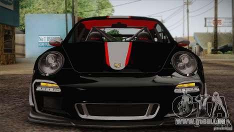 Porsche 911 GT3 für GTA San Andreas zurück linke Ansicht